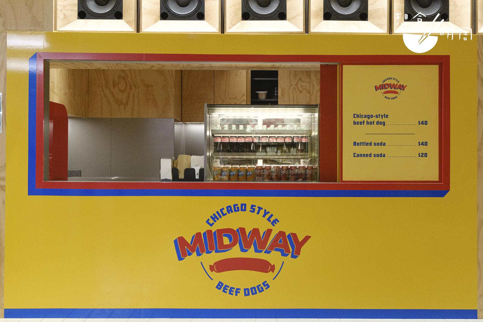 很有美式food truck的感覺呢!