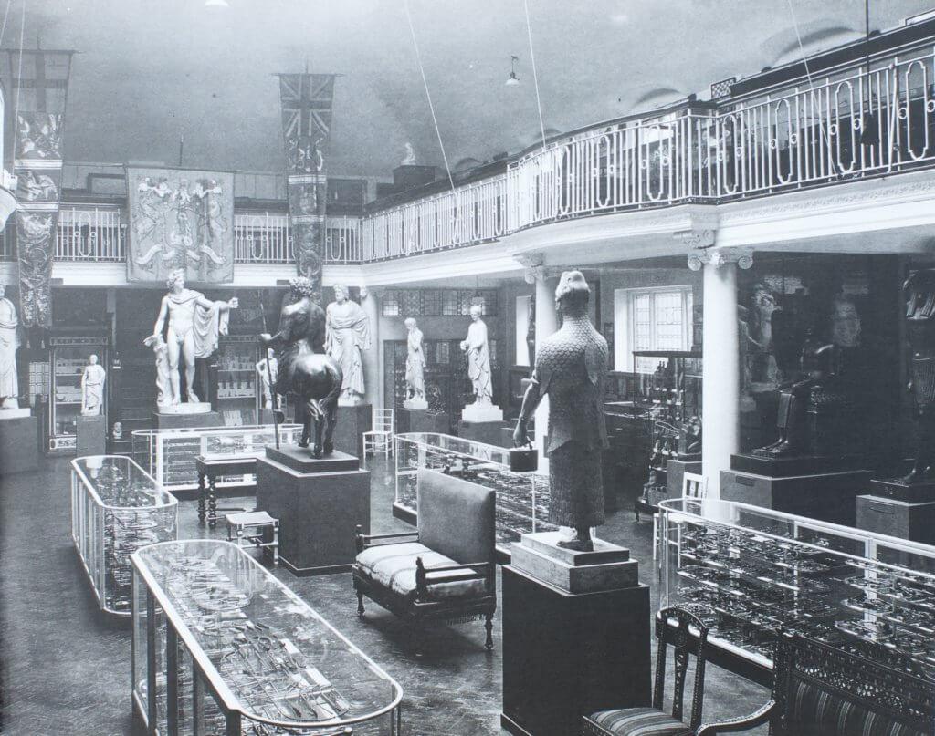 英國Wellcome Historical Medical Museum,一九八五年暫停營運,後於二○○七年以Wellcome Collection之名重開。
