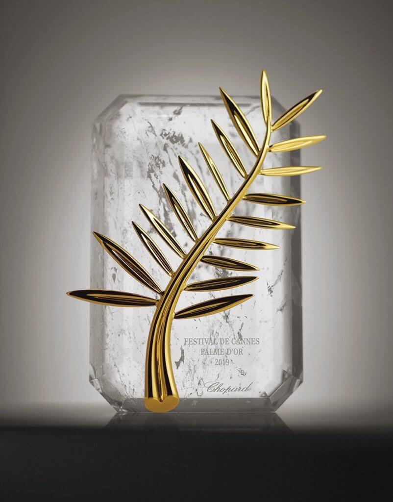 每年,第七藝術的聖盃金棕櫚獎(Palme d'Or)都會在康城電影節上獻給最佳影片的得獎者。