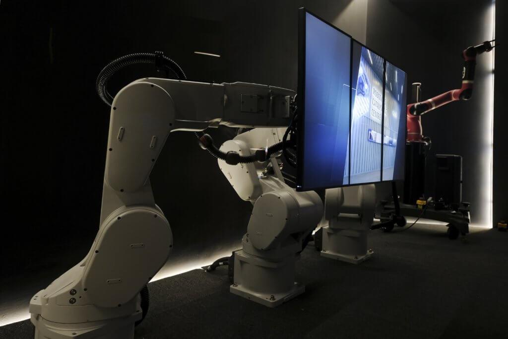 今年成立的創科體驗館涵蓋生物醫藥科技、數據及智慧城市、金融科技、人工智能及機械人技術四個展區。