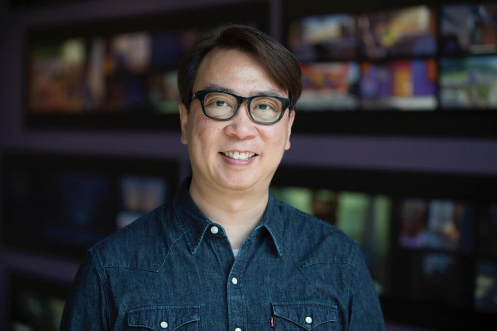 港產Pixar攝影指導林敬雄