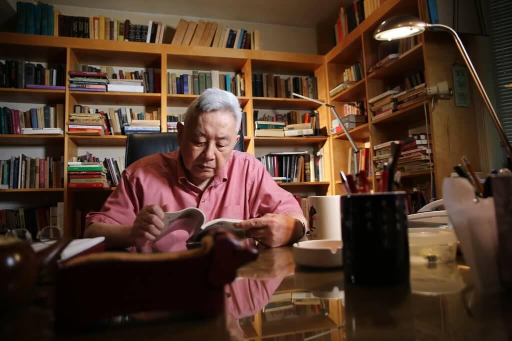 史學泰斗余英時為當代最具影響力的華人知識分子。(圖片來源:Tang Prize 唐獎)