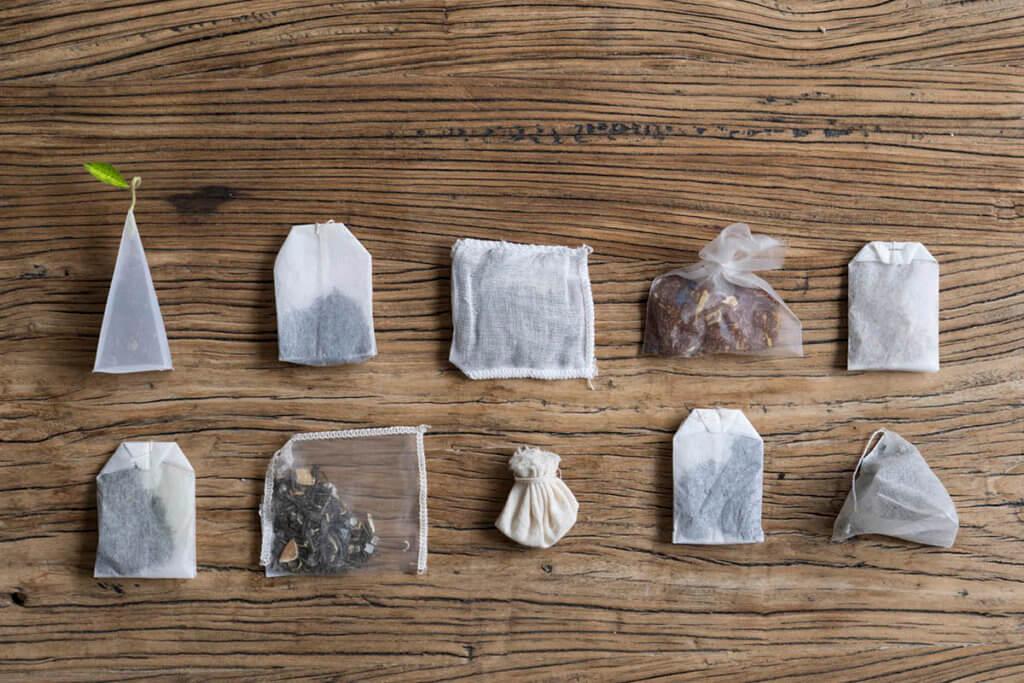 從平面信封至立體三角 茶包空間、物料的進化  你看得出背後寓意嗎?