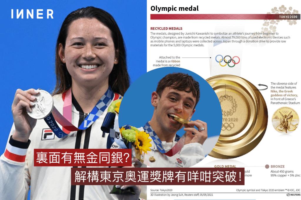 最環保奧運?2020東京奧運,從獎牌設施亦是未來奧運的榜樣