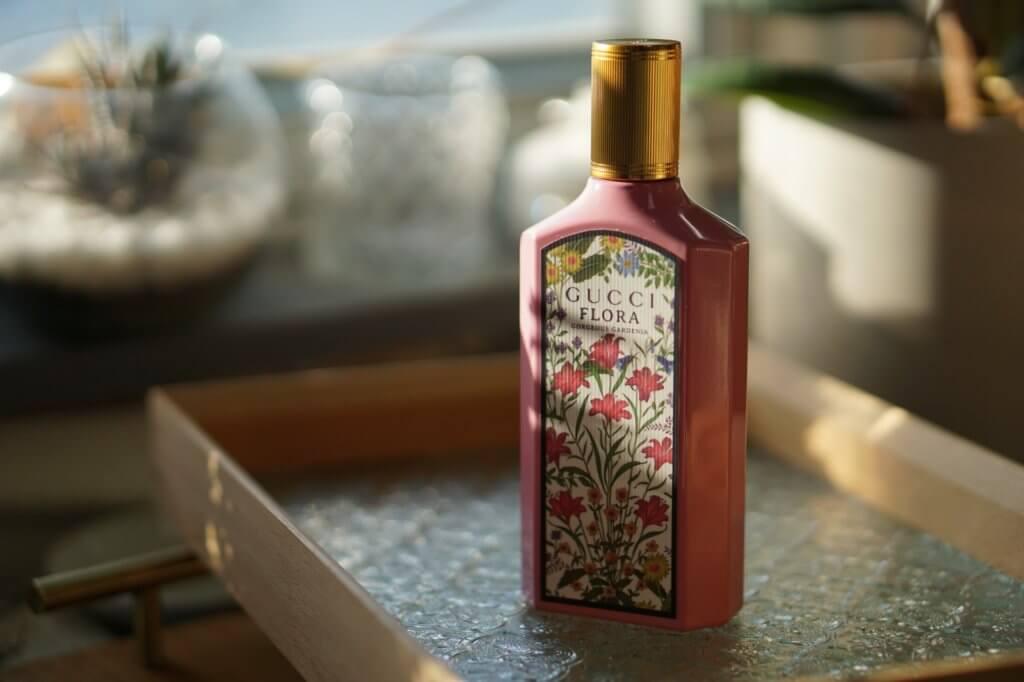 Gucci Flora Gorgeous Gardenia香氛 $1,110/100ml
