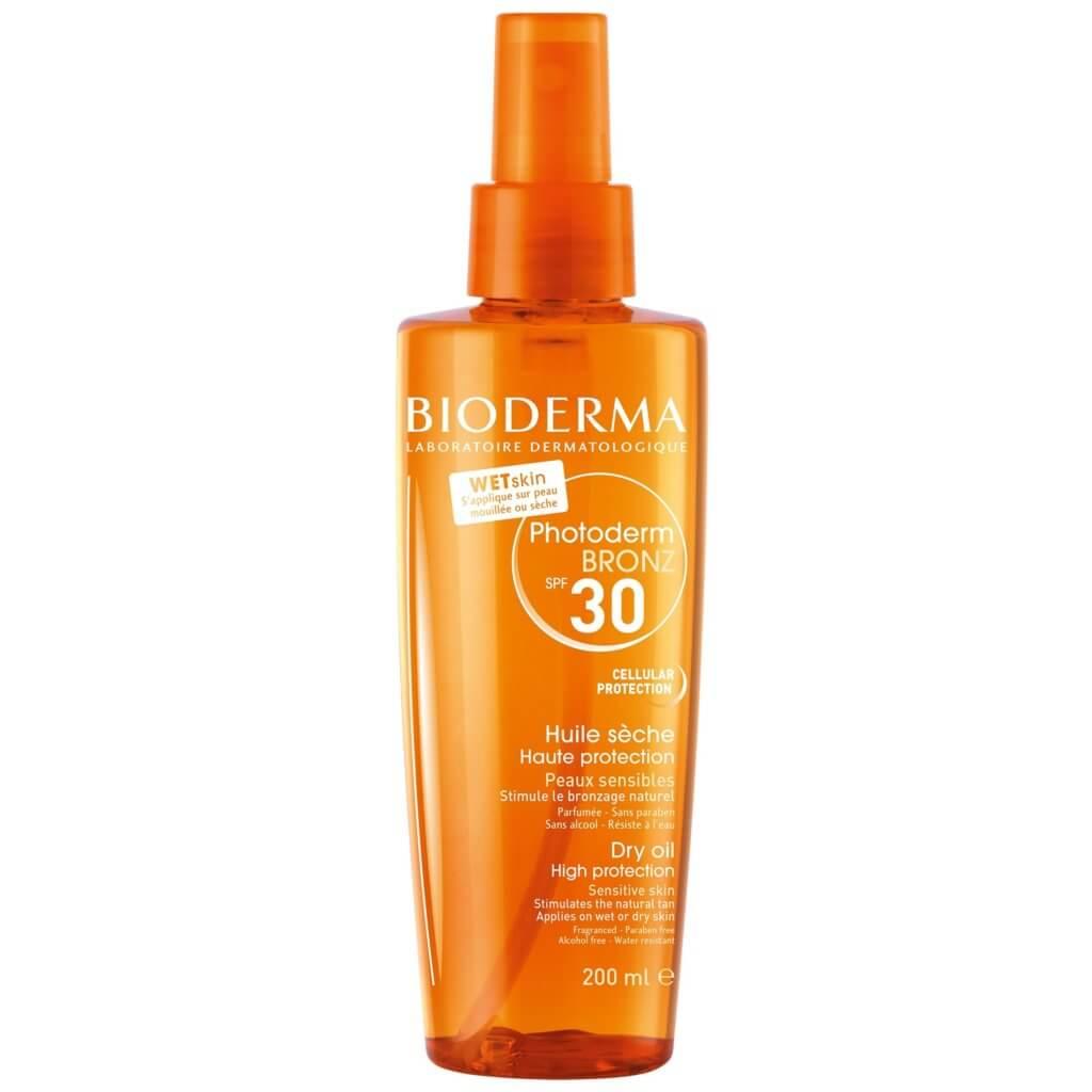 Bioderma Photoderm Tan-Enhancing Dry Oil SPF30+ $221.5/200ml