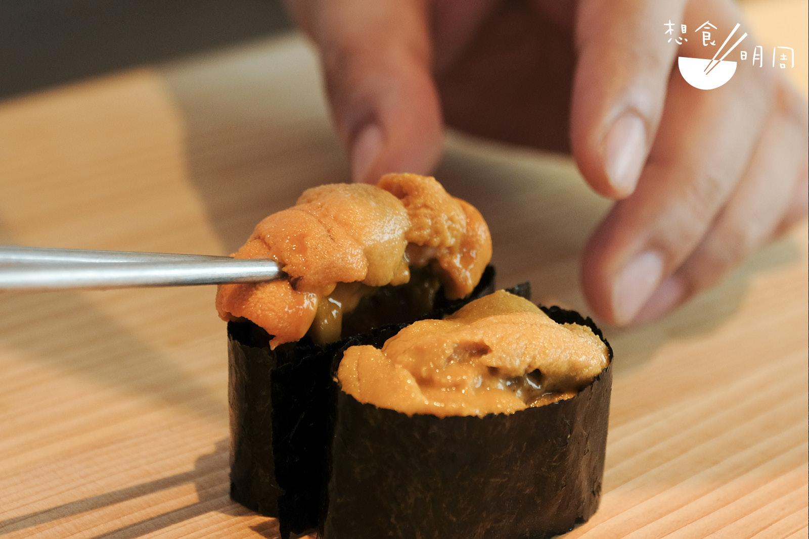北海道禮文島盛產馬糞海膽,亦是海膽中最好吃的產地之一!