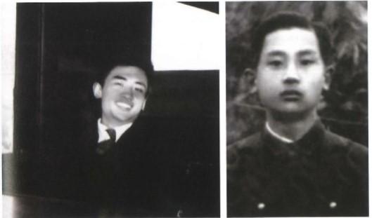 余英時生於一九三〇年天津,年少時到過上海、安徽多地。(圖片出自《余英時回憶錄》)