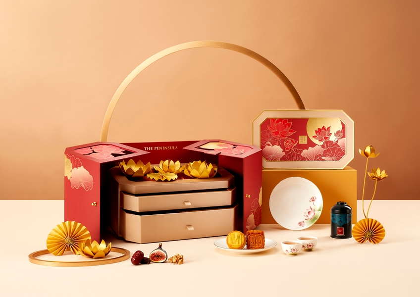 星廚賞月禮盒($2, 288)
