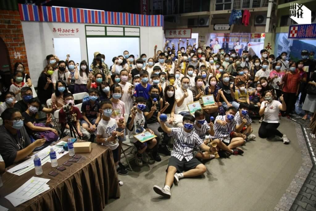 全港花式劍球大賽至今已是第三年舉辦。(相片由受訪者提供)