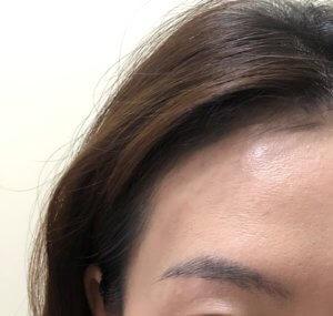 療程後可如常化妝