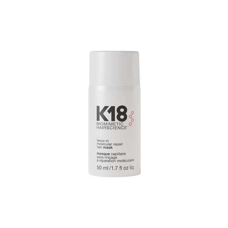 K18 Hair Leave-In Molecular Repair 家用髮膜 $660/50ml