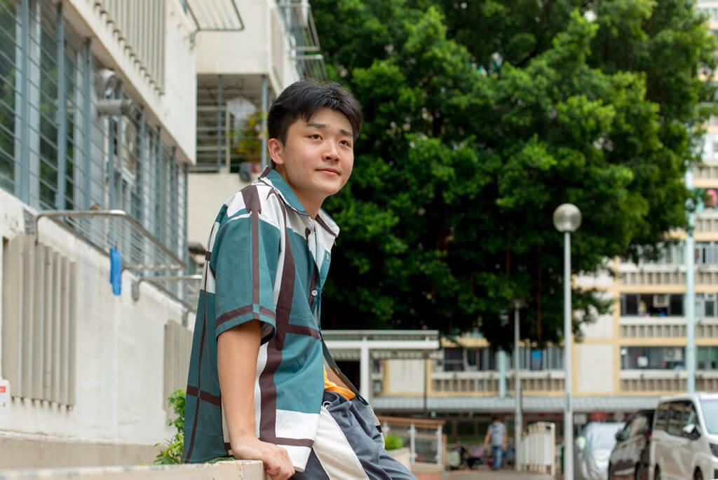 張雄柯就讀中五,兩年前受惠於「兒童發展配對基金(CDMF)」,正朝着成為編程人員的夢想努力。