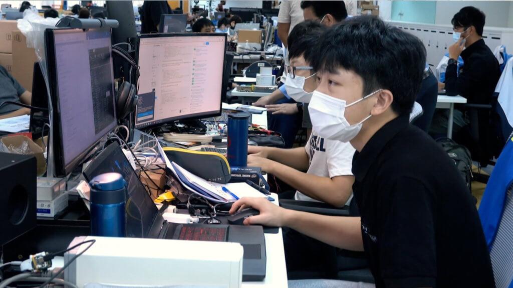 張雄柯在Y-WE計劃中得到在跨國的資訊科技公司實習的機會