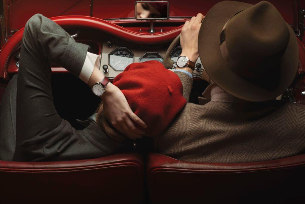 American 1921 White gold Watches & Wonders 2021 Mecano Chic Lifestyle 1100S-000G-B734 82035-000G-B735 82035-000P-B748
