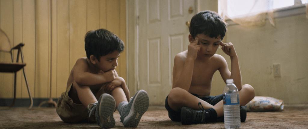 馮立榮校長特別欣賞以孩子為主線的電影,認為小孩看事物的角度直接有趣。(《媽媽不在家》Los Lobos (2019) FiGa Films)