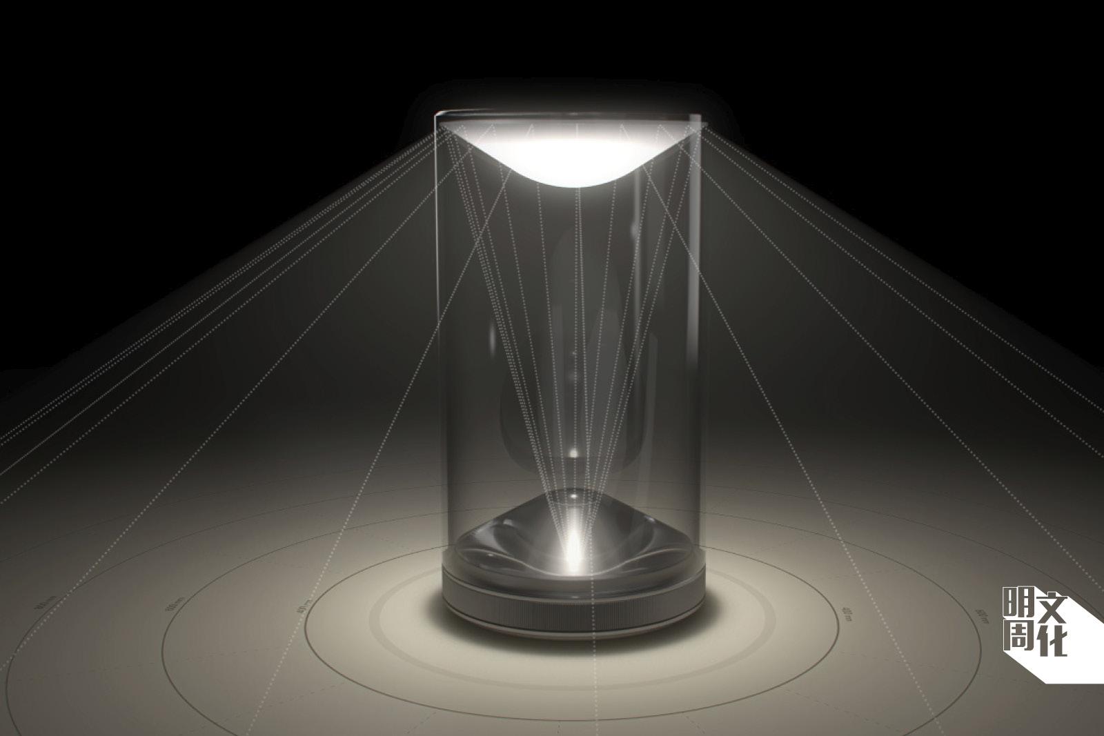INTEGRALIS是Artemide新推出的燈光系統