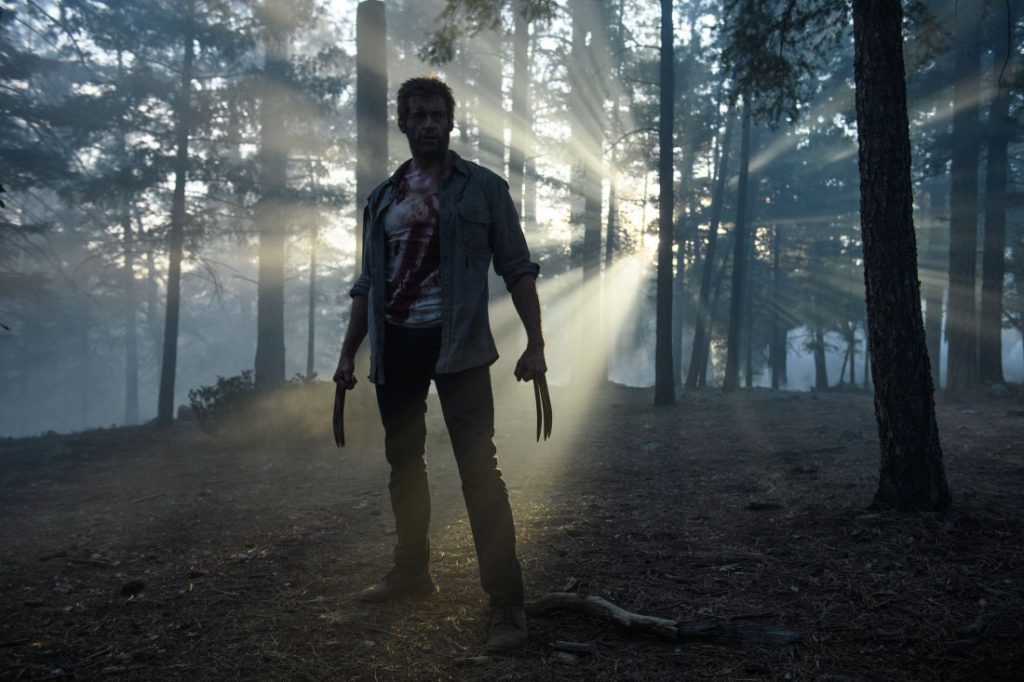 DF-18976 - Hugh Jackman stars as Logan/Wolverine in LOGAN. Photo Credit: Ben Rothstein.