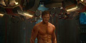 Marvel's Guardians Of The Galaxy..Peter Quill/Star-Lord (Chris Pratt)..Ph: Film Frame..©Marvel 2014