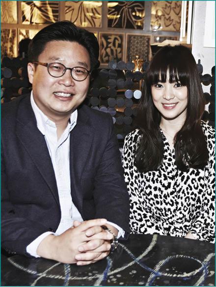 徐慶德教授與宋慧喬相識多年,也曾建議她不要接拍日本三菱廣告。