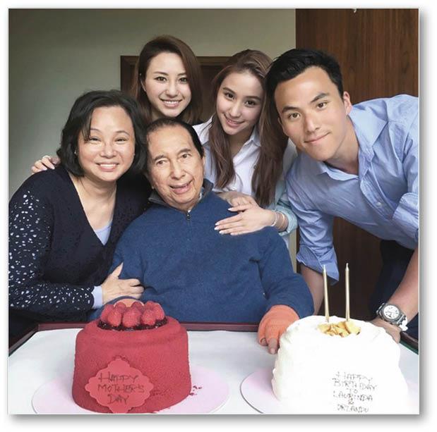 何鴻燊與陳婉珍對子女管教很嚴,成長後感情更牢固,會一家人慶祝母親節和生日。