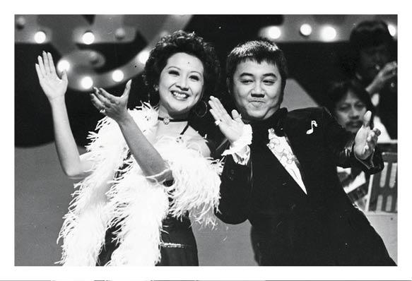 《家燕與小田》是當年麗的大受歡迎的王牌節目;兩人拍過拖,但感情上合不來。
