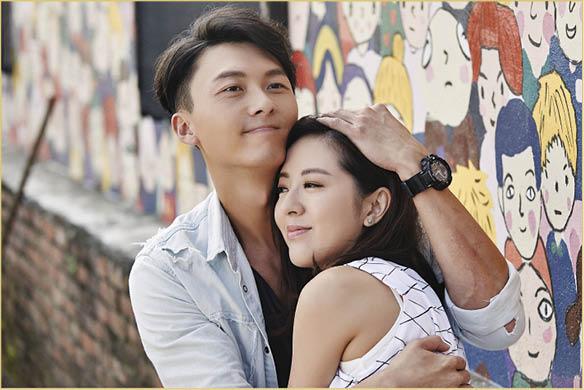 唐詩詠與王浩信在《不懂撒嬌的女人》飾演情侶,獲外界好評,原來他們在開拍前半年,已一起對戲及圍讀。