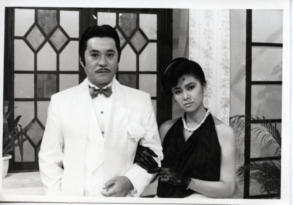 王偉同麥翠嫻在亞視年代合作不少。