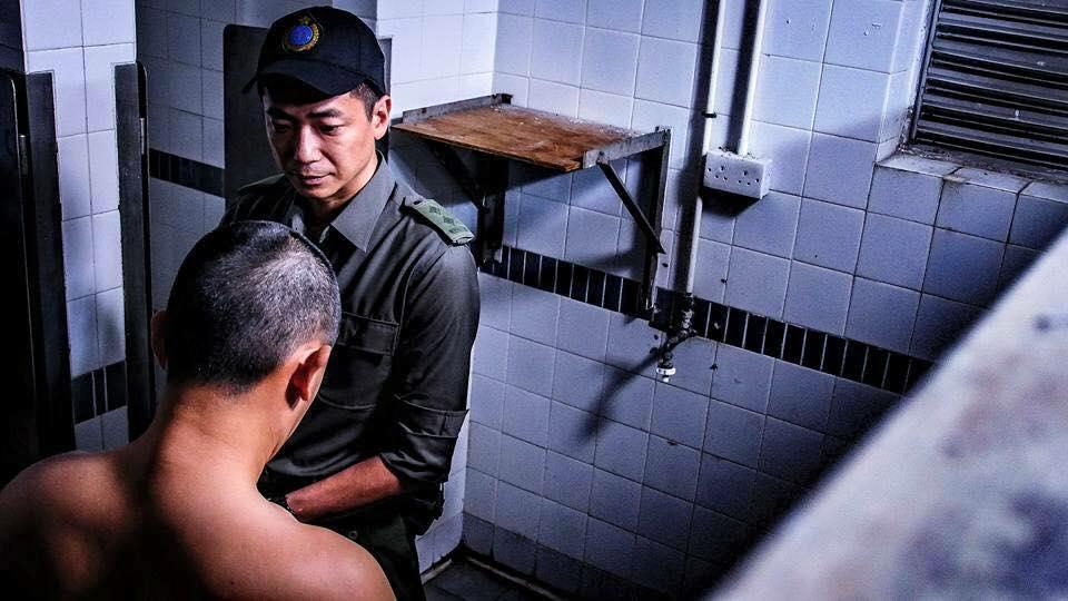去年參演電影《同囚》,令他愛上拍電影,更希望創出另一片天。