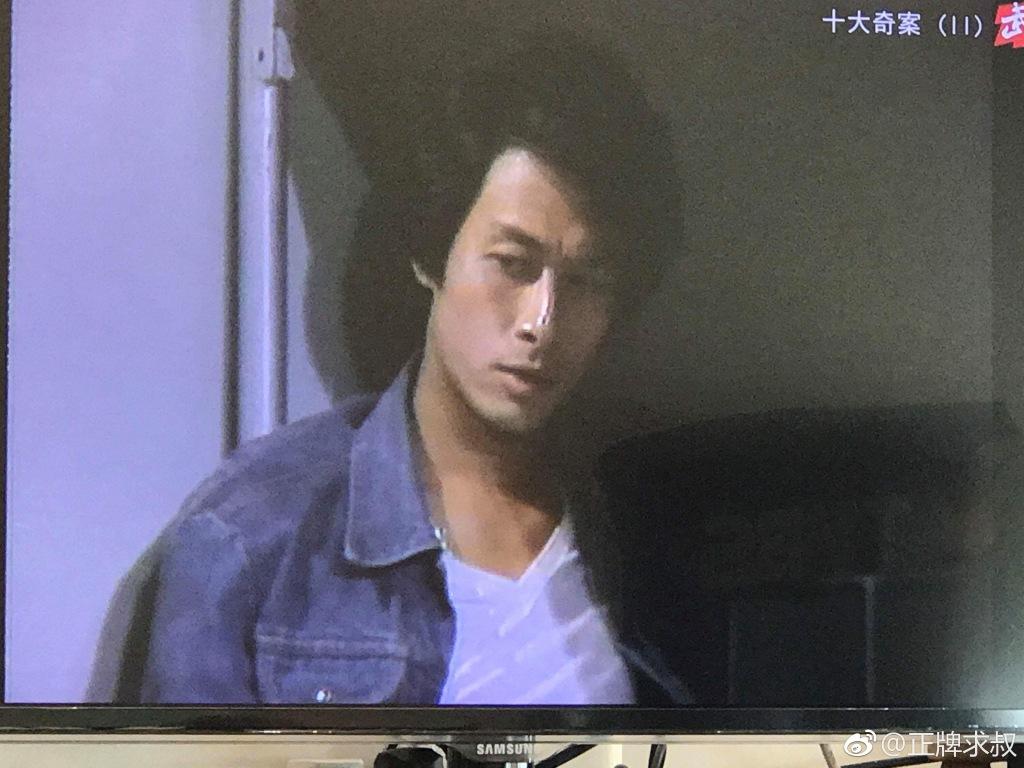 棠叔七十年代初期入行,縱橫影視圈四十多年。