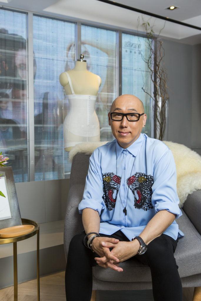 星級造型師Nelson Cheung