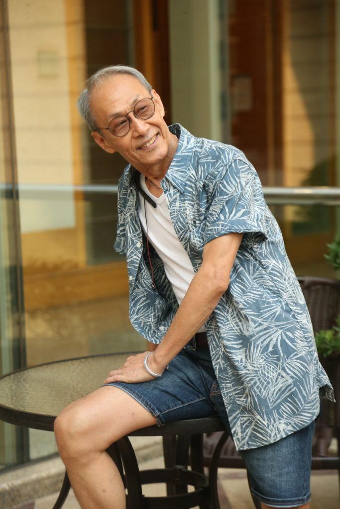 棠叔去年底做完大腸癌手術,依家已經恢復健康。