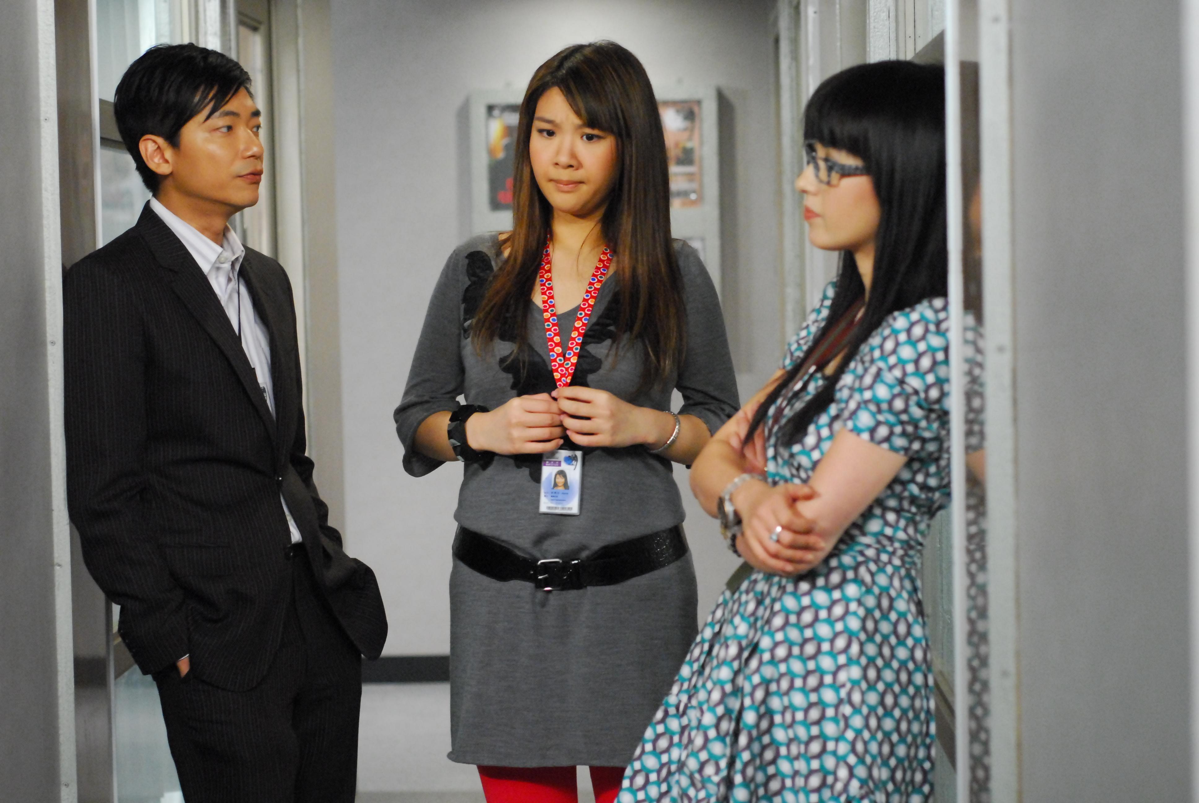 在《畢打自己人》人中的趙永洪,扮演Marco令觀眾熟悉,而同劇還有欣宜及江欣燕等。