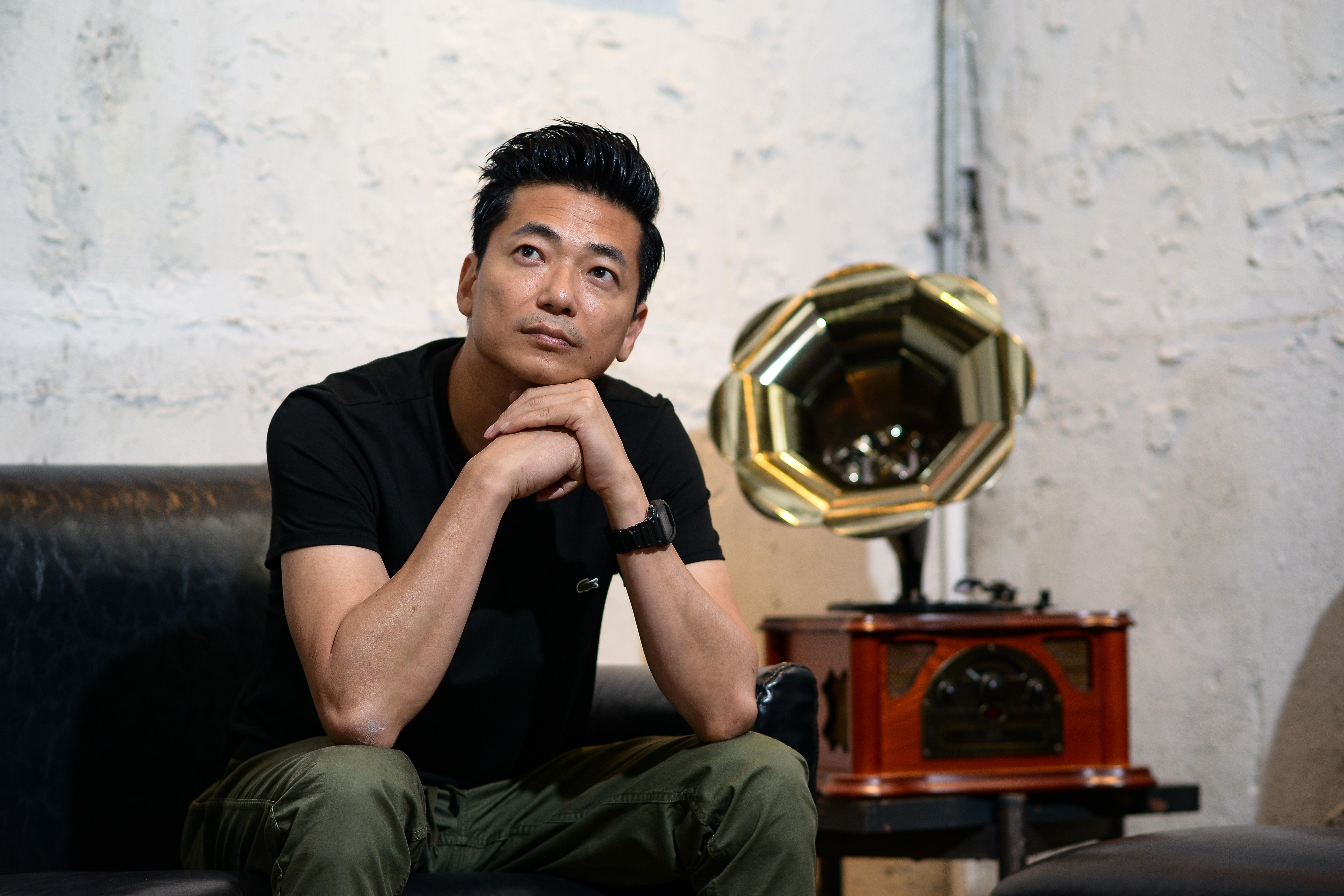 趙永洪在TVB工作了十九年半,因爛做,爆騷爆足十九年半。
