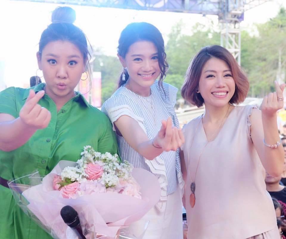 電影《29+1》令周秀娜演技備受肯定,問她想學彭秀慧做導演?她即耍手擰頭。
