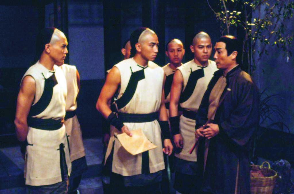 回想起拍《英雄‧刀‧少年》的日子,吳卓羲只記得七日不能睡的慘況。