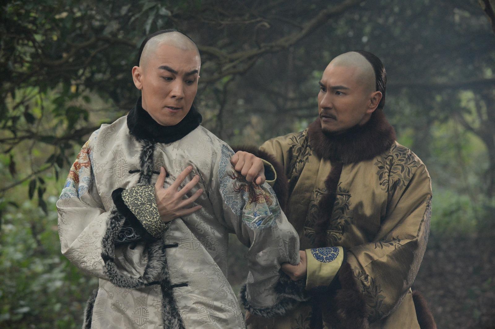 無綫劇集《天命》中他與陳展鵬幾乎都要鬥戲,令人對他的演技另眼相看。