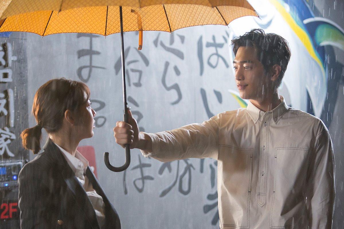 孔昇延飾演對機械人「南信Ш」動心的姜素奉