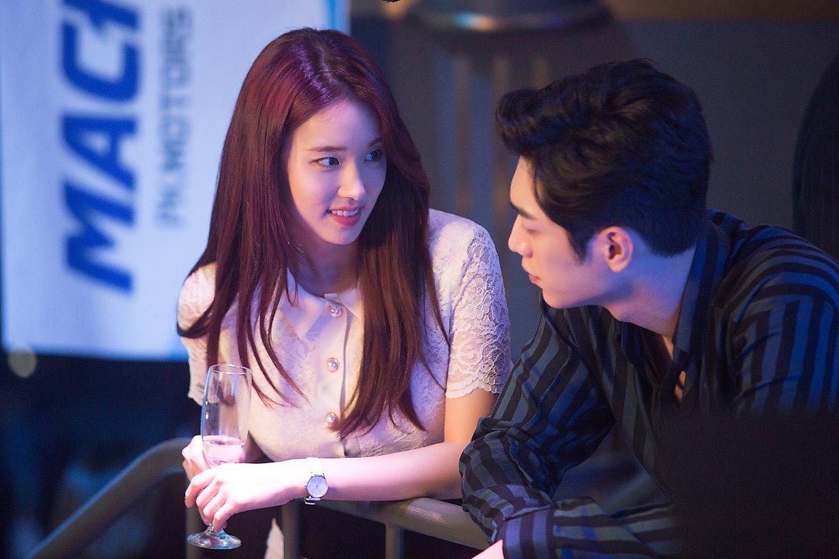 朴煥熙飾演的徐藝娜,喜歡南信,但南信只當她是妹妹。