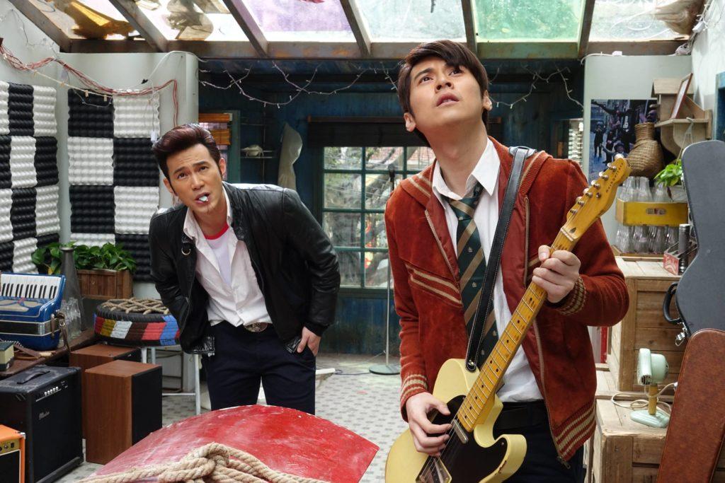 家樂大讚王梓軒超級好,為了教他們唱歌,特地留在佛山,跟他們並肩作戰。