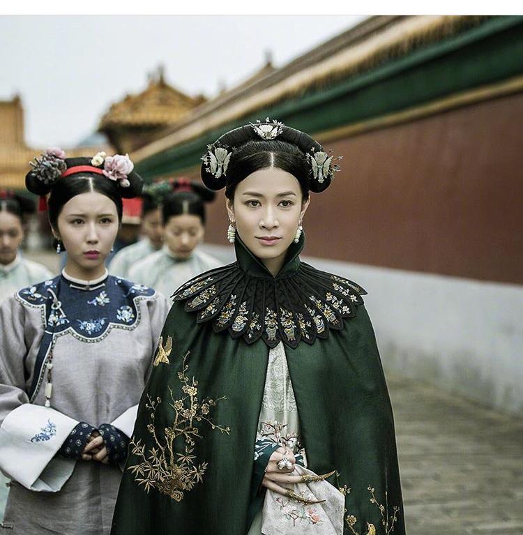 「劉三好」和「爾淳」的角色深入民心,阿佘今次是首次飾演奸皇后的角色。