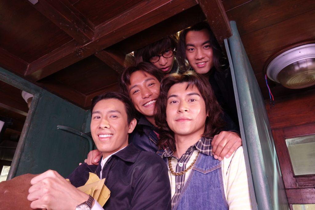 戲中以弱者的角度出發,陳家樂、林耀聲和吳鶴謙的戲份較多。