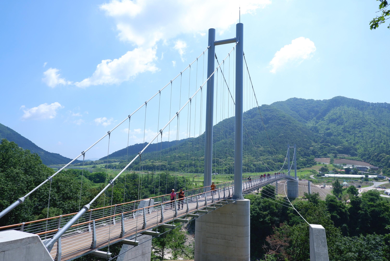 天空之橋已成為當地地標之一