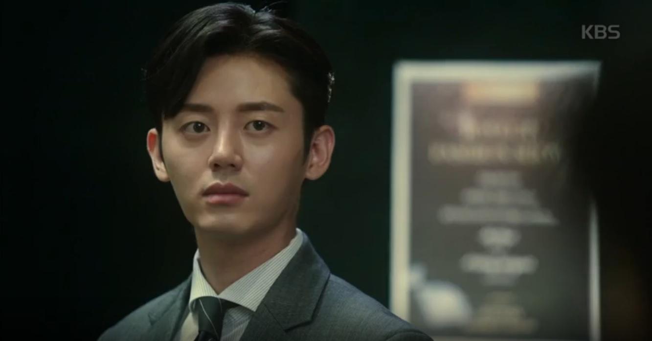 李知勛飾演律師,是所有女生都想擁有的完美男人。