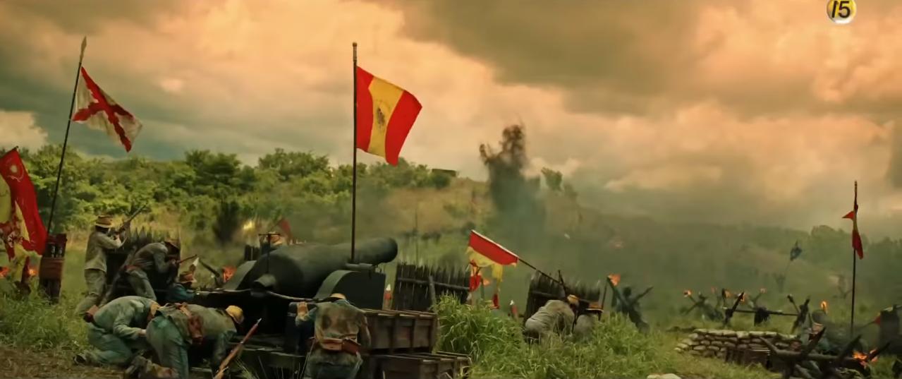 《陽光先生》耗資不少在戰爭場面上