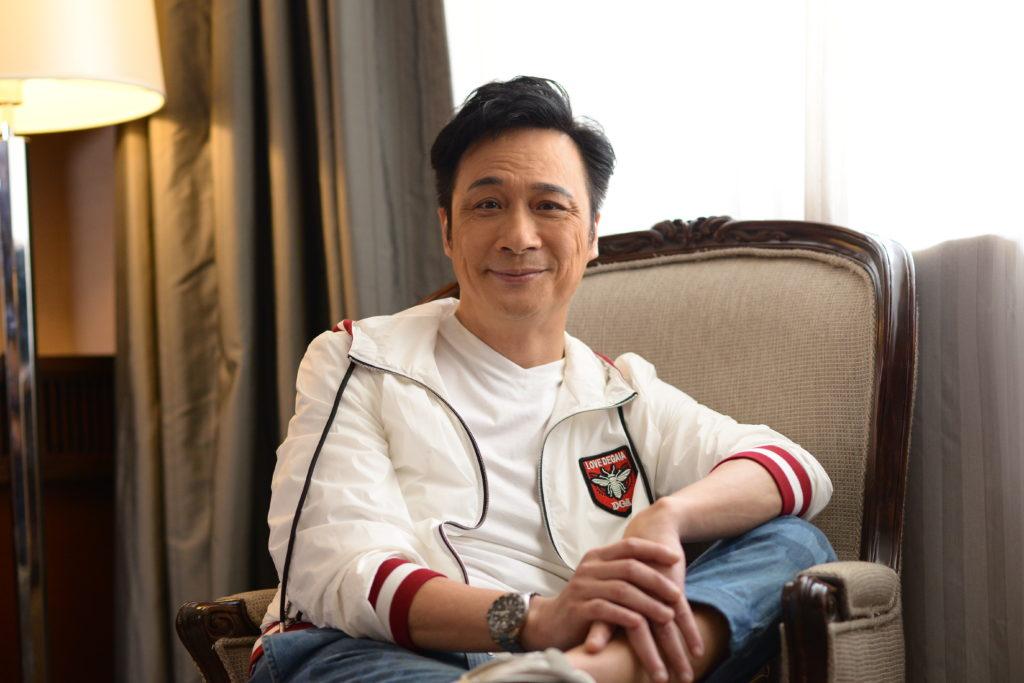 吳鎮宇今次是不收片酬,支持新導演的小本製作,作為資深演員,他覺得要為電影界出力。