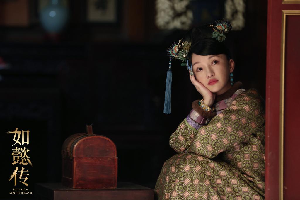 周迅在《如懿傳》演繹與乾隆的感情離合表現出色,沒想到因角色出場十五歲被批評。