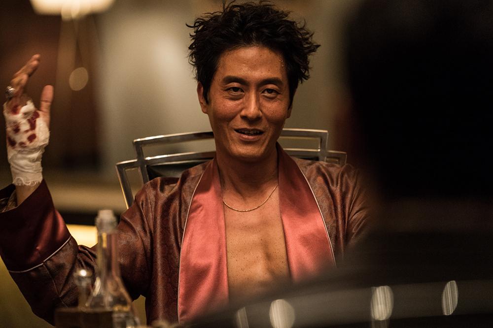 《毒戰寒流》為金柱赫的遺作,戲中他演活了變態毒梟。