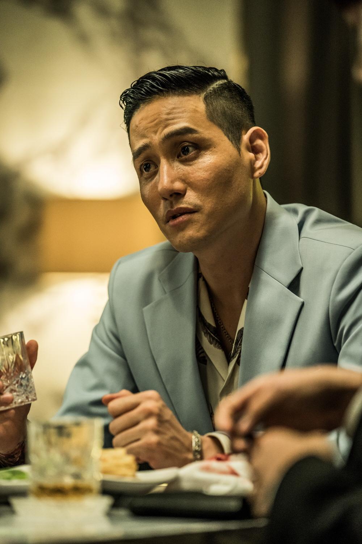 《Doctor異鄉人》男星朴解浚,今次繼續扮演心狠手辣的角色。