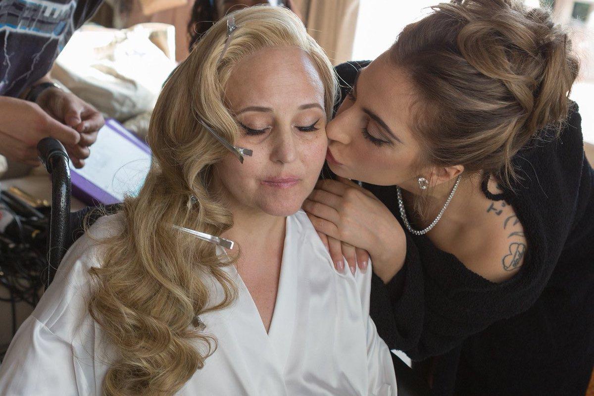 Lady Gaga與Sonja感情深厚,當年曾出席對方婚禮